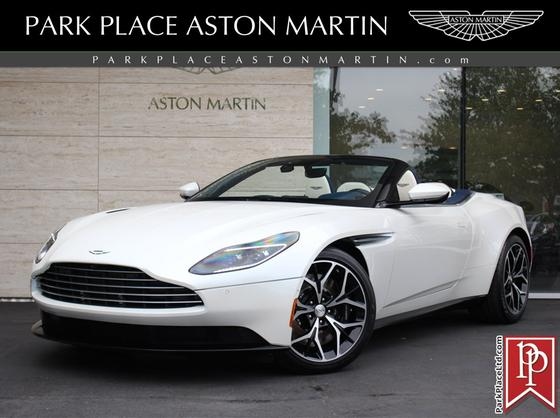 2019 Aston Martin DB11 V8 Volante:24 car images available