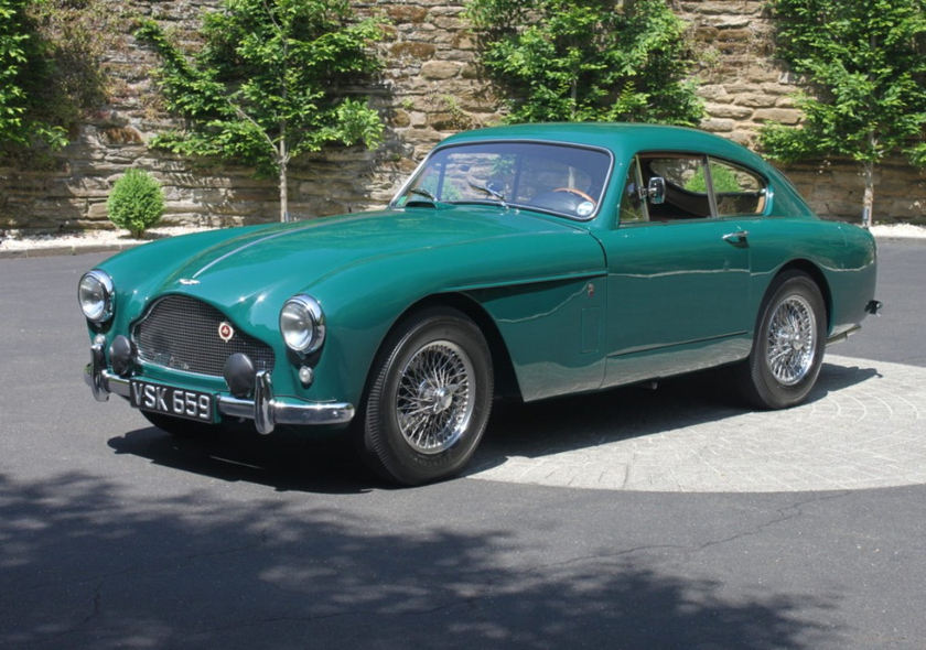 1958 Aston Martin DB4 :6 car images available