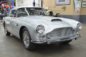 1960 Aston Martin DB4 Series 2:12 car images available
