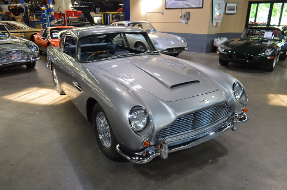 1965 Aston Martin DB5 :24 car images available