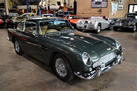 1965 Aston Martin DB5 Coupe:24 car images available