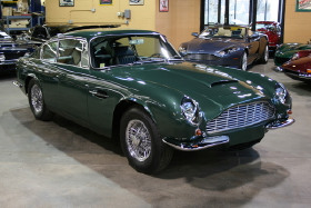 1970 Aston Martin DB6 Vantage:16 car images available