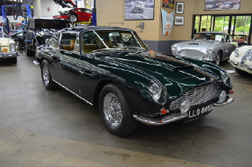 1967 Aston Martin DB6 Vantage:9 car images available