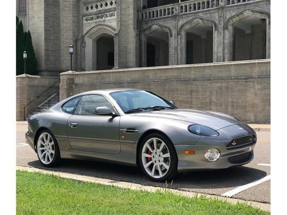 2003 Aston Martin DB7 GT:11 car images available
