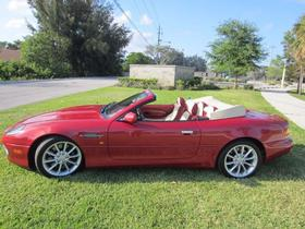 2001 Aston Martin DB7 Vantage Volante:23 car images available