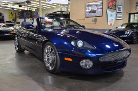 2001 Aston Martin DB7 Vantage Volante:20 car images available