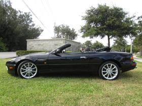 2001 Aston Martin DB7 Vantage Volante:24 car images available