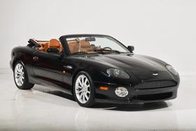 2002 Aston Martin DB7 Vantage Volante:24 car images available