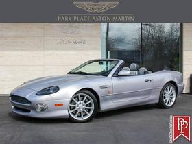 2000 Aston Martin DB7 Vantage Volante:24 car images available