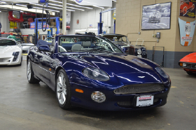 2001 Aston Martin DB7 Vantage Volante:12 car images available