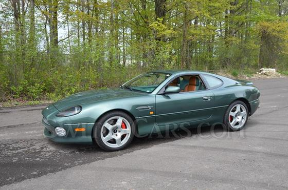 2001 Aston Martin DB7 Vantage:24 car images available