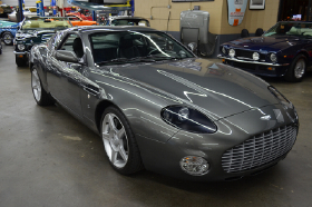 2003 Aston Martin DB7 Zagato:12 car images available