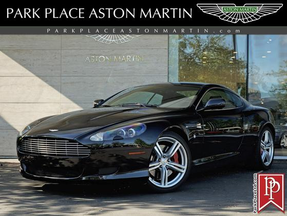 2008 Aston Martin DB9 :24 car images available