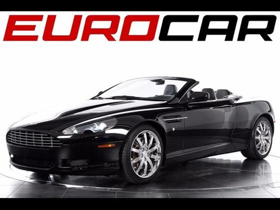 2005 Aston Martin DB9 :24 car images available