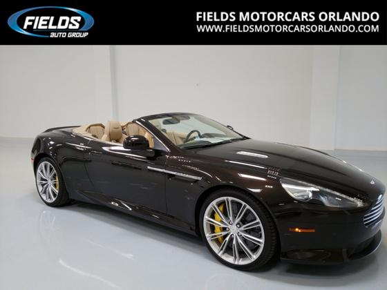 2014 Aston Martin DB9 :24 car images available