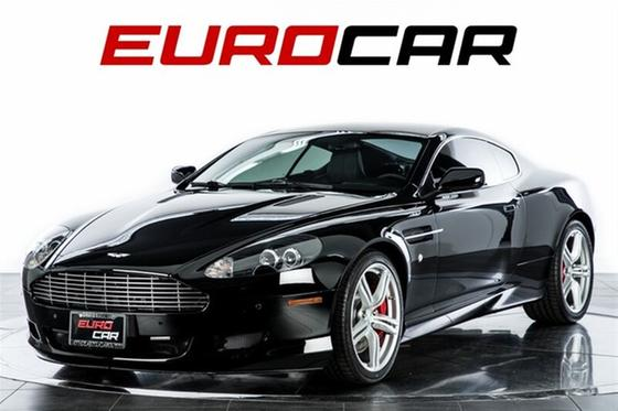 2007 Aston Martin DB9 :24 car images available