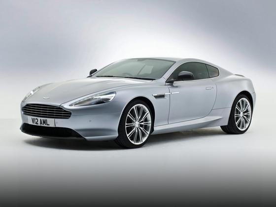 2015 Aston Martin DB9 :2 car images available