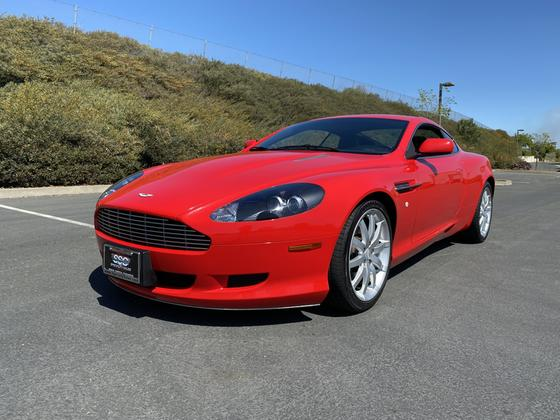 2005 Aston Martin DB9 :12 car images available