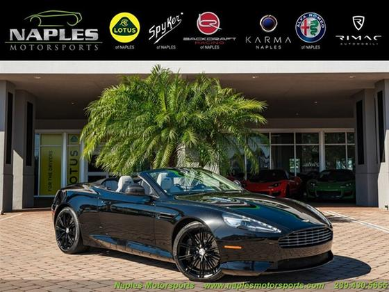 2015 Aston Martin DB9 Carbon Edition:24 car images available