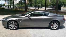 2006 Aston Martin DB9 Coupe:4 car images available