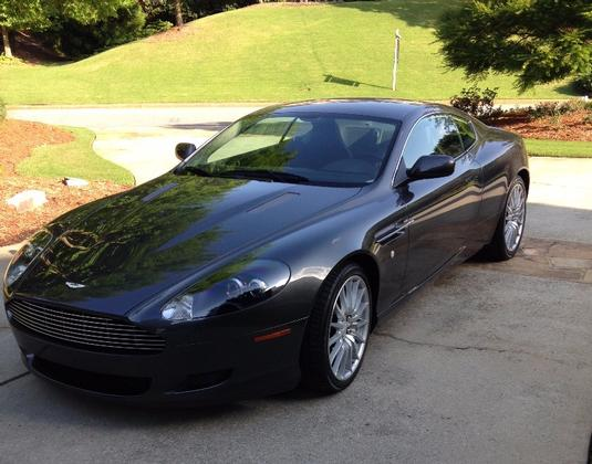 2005 Aston Martin DB9 Coupe:4 car images available