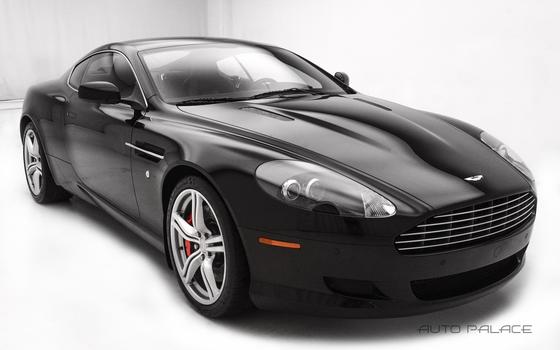 2009 Aston Martin DB9 Coupe:24 car images available