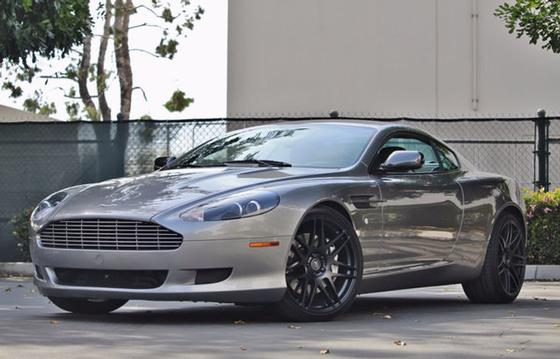 2006 Aston Martin DB9 Coupe:24 car images available