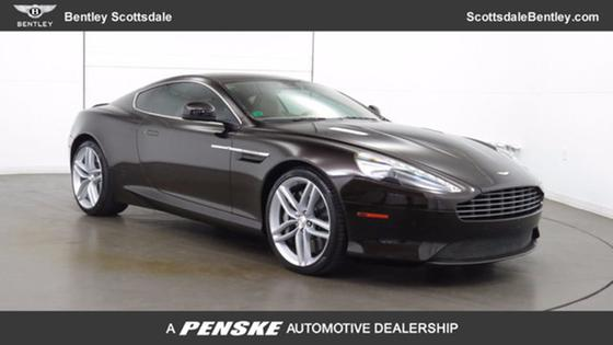 2014 Aston Martin DB9 Coupe:24 car images available