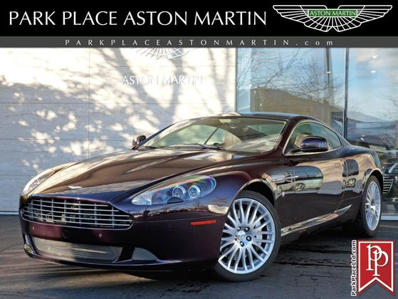 2011 Aston Martin DB9 Coupe:24 car images available