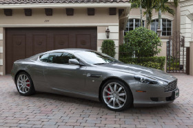 2005 Aston Martin DB9 Coupe:18 car images available