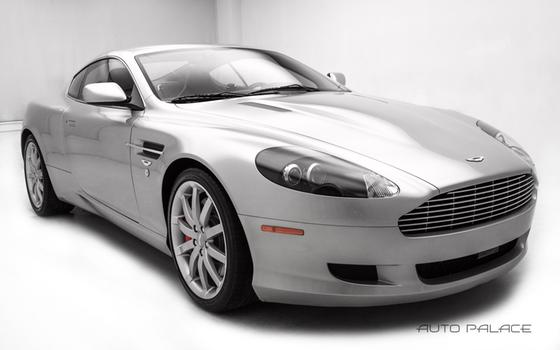 2005 Aston Martin DB9 Coupe:24 car images available