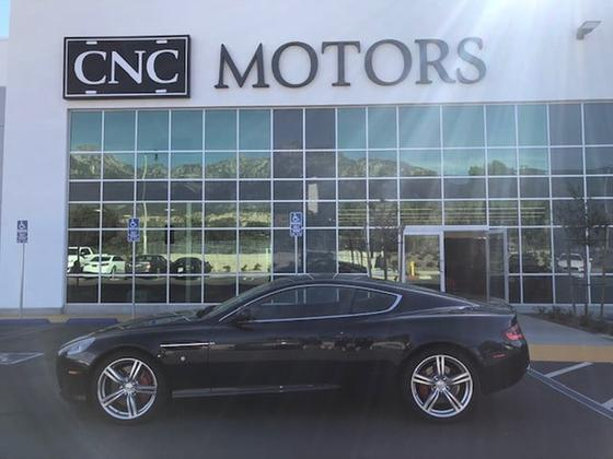 2008 Aston Martin DB9 Coupe:21 car images available