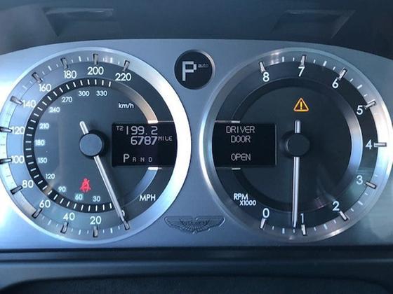 2008 Aston Martin DB9 Coupe