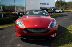 2013 Aston Martin DB9 Coupe