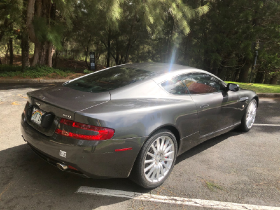 2005 Aston Martin DB9 Coupe:23 car images available