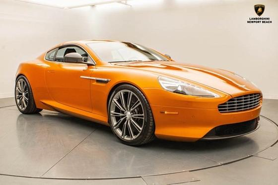 2013 Aston Martin DB9 Coupe:24 car images available