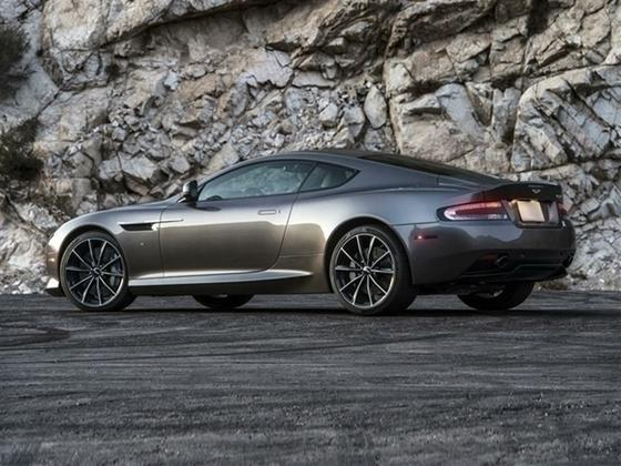 2016 Aston Martin DB9 GT Coupe : Car has generic photo