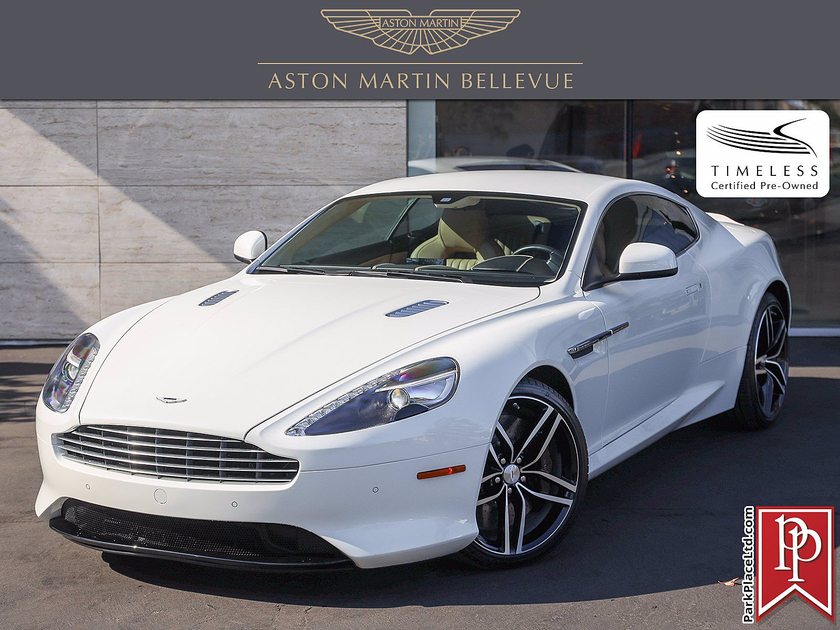 2016 Aston Martin DB9 GT Coupe:24 car images available