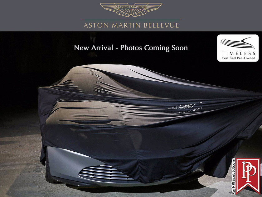 2016 Aston Martin DB9 GT Coupe:2 car images available
