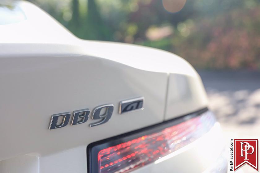 2016 Aston Martin DB9 GT Coupe