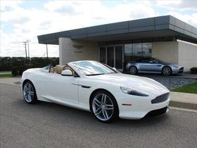 2016 Aston Martin DB9 GT Volante:22 car images available