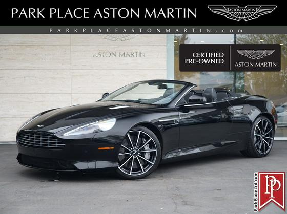 2016 Aston Martin DB9 GT Volante:24 car images available