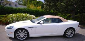 2008 Aston Martin DB9 Volante:4 car images available