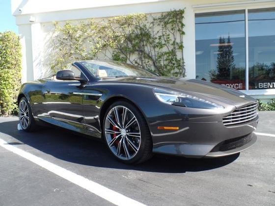 2015 Aston Martin DB9 Volante:12 car images available
