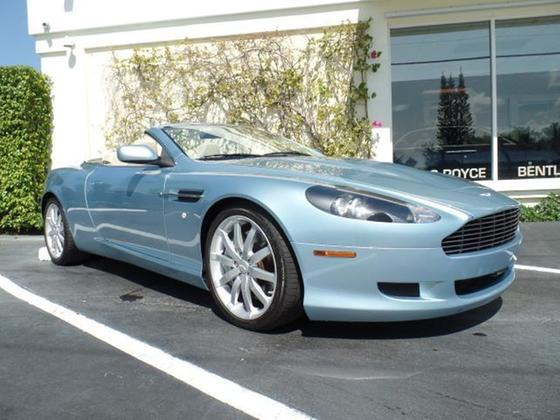 2006 Aston Martin DB9 Volante:12 car images available