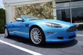 2008 Aston Martin DB9 Volante:12 car images available