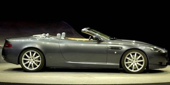 2007 Aston Martin DB9 Volante : Car has generic photo