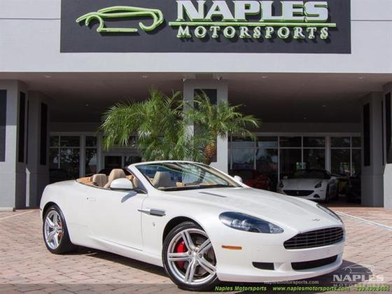 2010 Aston Martin DB9 Volante:24 car images available