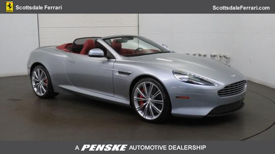 2013 Aston Martin DB9 Volante:24 car images available