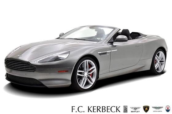 2014 Aston Martin DB9 Volante:24 car images available